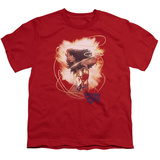 Youth: Wonder Woman- 75Th Anniversary Radiance T-shirts