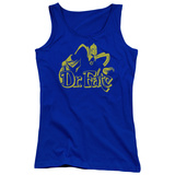 Juniors Tank Top: Dr Fate- Simple Profile T-shirts