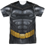 Batman- Body Armour Costume Tee Sublimated