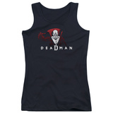 Juniors Tank Top: Deadman- Ghostly Reach Womens Tank Tops