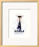 Koalagerfeld Prints by  Mydeadpony