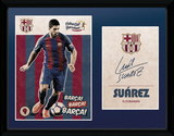 Barcelona - Suarez 16/17 Collector-tryk