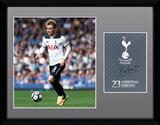 Tottenham - Eriksen 16/17 Wydruk kolekcjonerski