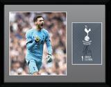 Tottenham - Lloris 16/17 Collector-tryk