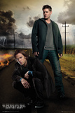 Supernatural- Hunt With Dean & Sam Plakat