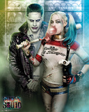 Suicide Squad- Joker & Harley Quinn Poster
