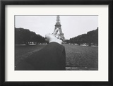 Eiffel Tower A Poster by Ai Weiwei