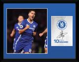 Chelsea - Hazard 16/17 Wydruk kolekcjonerski