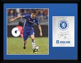 Chelsea - Oscar 16/17 Collector-tryk