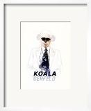 Koalagerfeld Posters by  Mydeadpony