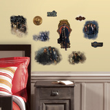 Fantastic Beasts and Where to Find Them Peel and Stick Wall Decals Wall Decal