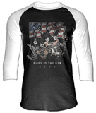 Kiss - Made In The Usa (Raglan) T-Shirts
