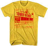 Tower Records- West Hollywood T-Shirt