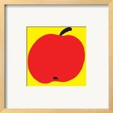 Apple Prints by Philip Sheffield