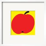 Apple Art by Philip Sheffield