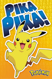 Pokemon- Pika Pika Dance (Exclusive) Posters
