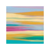 Painted Skies 2 Giclee Print by Mary Johnston