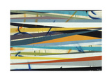 Counterpoint 1 Giclee Print by David Bailey