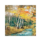 Wellspring 2 Giclee Print by Carolyn Reynolds