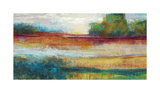 Spring Expanse 2 Giclee Print by Ursula Brenner