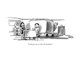 """I told you not to order the Zamboni."" - New Yorker Cartoon Premium Giclee Print by Shannon Wheeler"