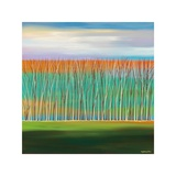 Reeds Giclee Print by Mary Johnston