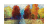 Autumn View Giclee Print by Ursula Brenner
