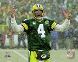 Brett Favre 2007 Action Photo