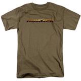 Hummer- Hummer Sunset Logo T-shirts