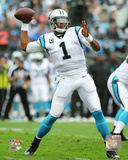 Cam Newton 2015 Action Photo