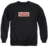 Crewneck Sweatshirt: GMC- Corroded 1959 Trck Logo T-shirts