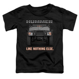 Toddler: Hummer- Like Nothing Else Shirts