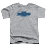 Toddler: Chevrolet- Simple Vintage Logo T-shirts