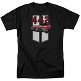 Oldsmobile- 442 Muscle Shirt