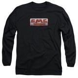 Long Sleeve: GMC- Corroded 1959 Trck Logo T-Shirt