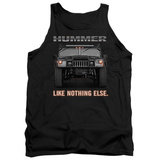 Tank Top: Hummer- Like Nothing Else Tank Top