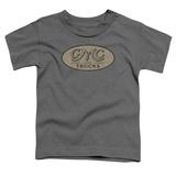 Toddler: GMC- Vintage Oval Logo Shirt