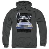 Hoodie: Chevrolet- Camaro Front Side Pullover Hoodie