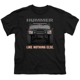Youth: Hummer- Like Nothing Else T-shirts