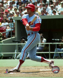 Bob Boone 1976 Action Photo