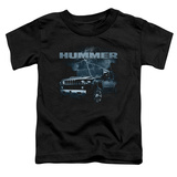Toddler: Hummer- Stormy Ride Shirt
