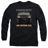 Long Sleeve: Hummer- Like Nothing Else Long Sleeves