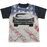 Youth: Buick- 1959 All American Electra Black Back T-Shirt