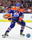 Milan Lucic 2016-17 Action Photo