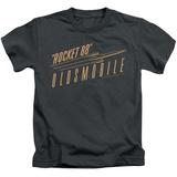 Juvenile: Oldsmobile- Retro Rocket 88 Logo T-shirts