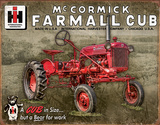 Farmall Club Tin Sign