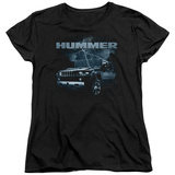 Womans: Hummer- Stormy Ride T-shirts