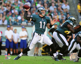 Carson Wentz 2016 Action Photo