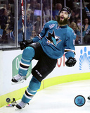 Brent Burns 2015-16 Action Photo