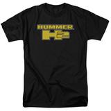 Hummer- H2 Block Logo T-Shirt
